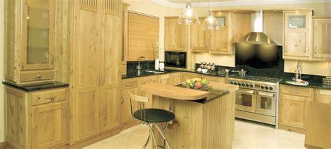Natural Oak Kitchens  Hogan Kitchens