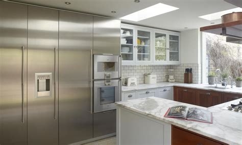 stainless countertops pros and cons best 25 stainless steel countertops cost ideas on