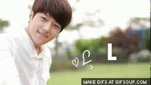 Myungsoo GIF - Find & Share on GIPHY