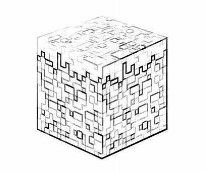 Minecraft Coloring Pages Printable Character Colouring Action