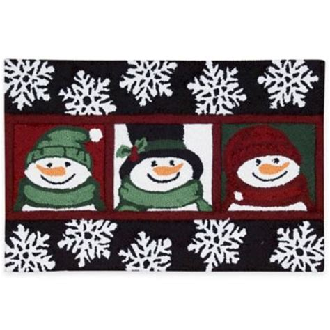 Bathroom Rug Bed Bath And Beyond by Buy Christmas Rugs From Bed Bath Amp Beyond