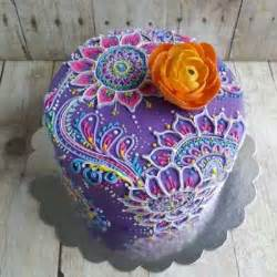 30 Wonderful Cupcake Ideas 237 Que Buttercream Mandala Cake On Cake Central