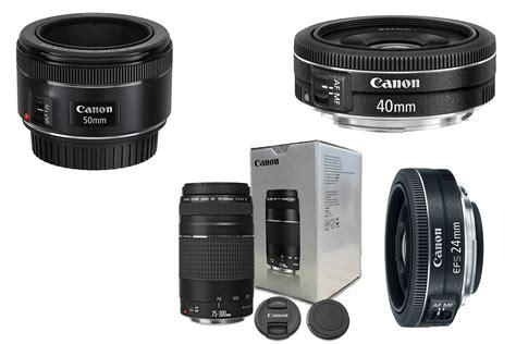 Top 5 Best Cheap Canon Camera Lenses Heavycom