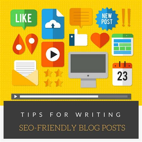 Simple Tips For Writing More Seo Friendly Blog Posts