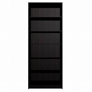 Billy Bücherregal Ikea : billy b cherregal schwarzbraun einrichten planen in 3d ~ Lizthompson.info Haus und Dekorationen
