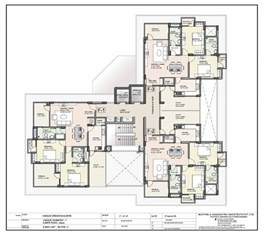 Decorative House With Floor Plan by Floor Plan Unique Harmony Apartments Jaipur Residential