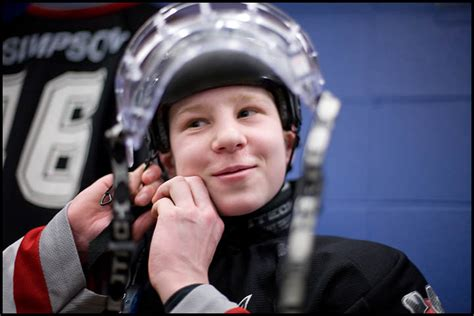 A Day In The Life Of A Minor Hockey Player