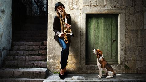 Smooth Jazz Saxophone Covers Of Popular Motown Music
