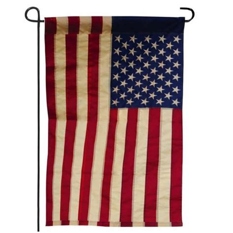 american garden flag american flag tea stained garden flag patriotic flags