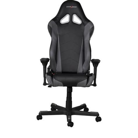 b grade dxracer racing series gaming chair grey oh
