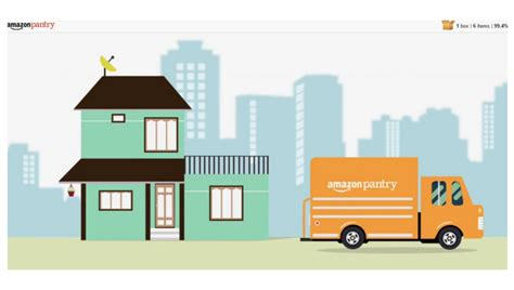 order groceries  households  amazon pantry