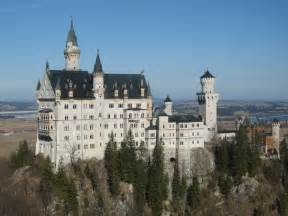 Schloss Neuschwanstein Castle Germany