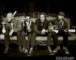 Carrie Bernard: coldplay  Coldplay