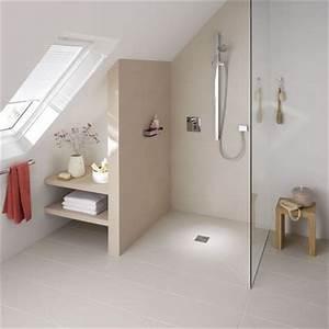 Moderniser Une Salle De Bain : refaire sa salle de bains installer une douche l ~ Zukunftsfamilie.com Idées de Décoration