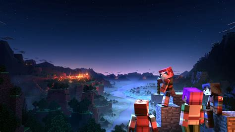 Minecraft Dungeons gets cross-play this month | PCGamesN