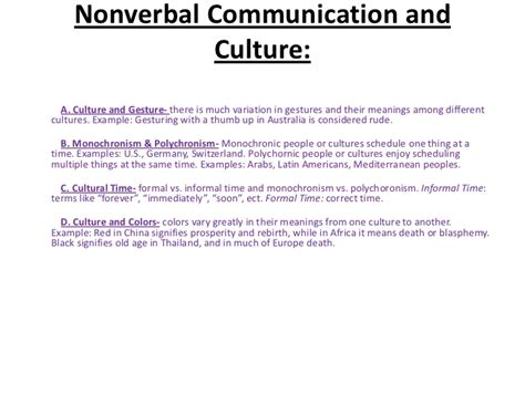 Non Verbal Communication Assignment Essay Layout Example Verbal And