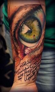 3d Tattoos Kosten : oog tattoo voorbeelden tattoo platform ~ Frokenaadalensverden.com Haus und Dekorationen