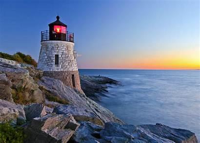 Newport Yacht Boston Charter Ri Njcharters Lighthouse