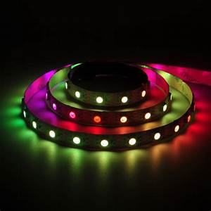 Smd 5050 Addressable Rgb Ws2813 Magic Dream Color Led