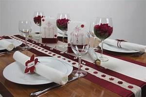 Tischdeko Rot Weiß : tischdeko rot creme mustertisch trendmarkt24 ~ Watch28wear.com Haus und Dekorationen