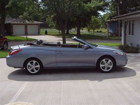 2008 Toyota Solara Convertible by Sell Used 2008 Toyota Solara Sle Convertible 2 Door 3 3l