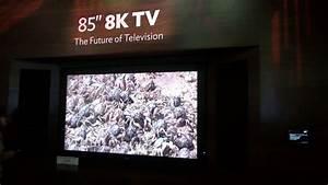 Tv 85 Zoll : 4k zu wenig sharp ver ffentlicht 8k tv mit 85 zoll f r euro ~ Watch28wear.com Haus und Dekorationen