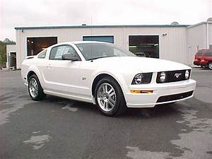Performance White 2005 Mustang GT - The Mustang Source