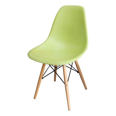buy eames style lime green retro chair eames retro side