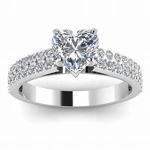 heart shaped diamond engagement ring unusual engagement With images of diamond wedding rings