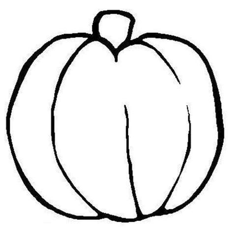 pumpkin template fall pumpkin coloring pages bestofcoloring