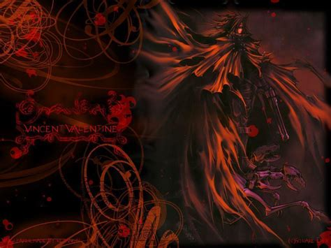 Vincent Valentine Chaos Wallpapers - Wallpaper Cave