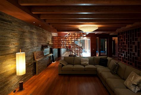 rustic barn doors wall 41 basement ceiling ideas to your home gallery
