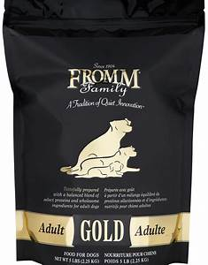 Fromm Gold Dog Foods Pawtopia Your Pet 39 S Nutritionist
