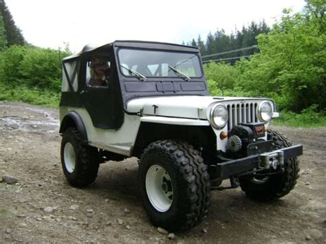 willys jeep off 1947 willys jeep cj2a professionally built for off road