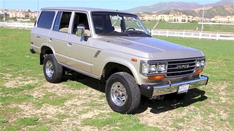 1988 Fj62 Toyota Land Cruiser For Sale By Tlc