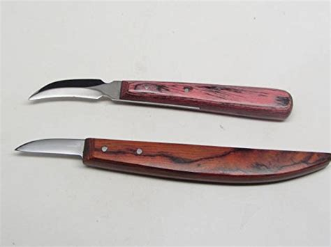 Uj Ramelson Co X2 2pc Wood Carving Knife Set Luthier