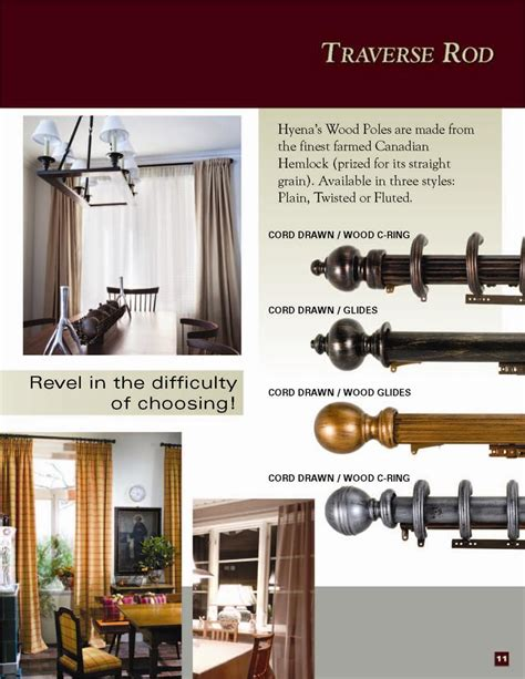 traverse wood curtain rod traverse rod system with 2 quot diameter fluted wood drapery pole