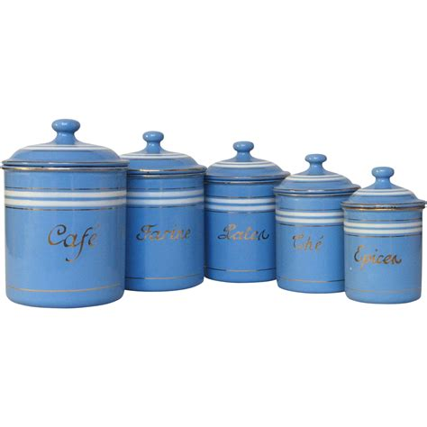 white canisters for kitchen white enamel kitchen canisters set best free home
