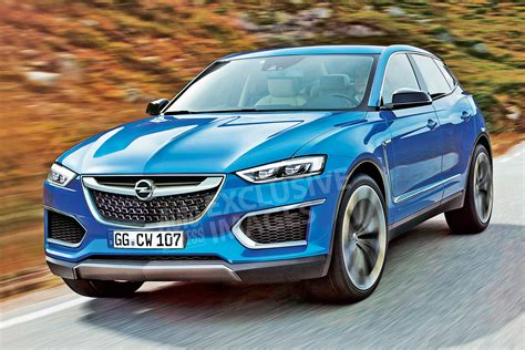 Flagship Vauxhall Monza SUV to be put on hold   Auto Express