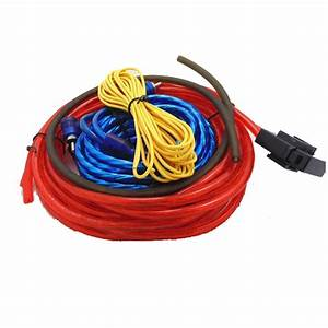 Hot Sales Car Audio Wire Wiring Amplifier Subwoofer