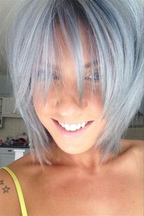 grey hair    easy tutorial