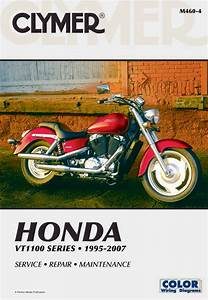 Honda Vt1100 Shadow Series Motorcycle  1995