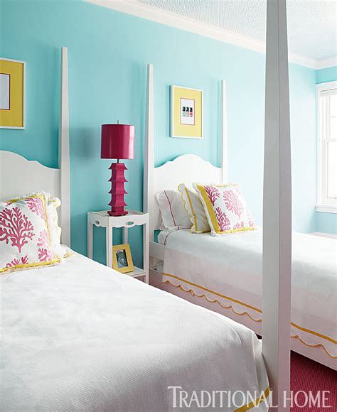 Update Rooms Easy Color Accents by Update Rooms With Easy Color Accents Traditional Home