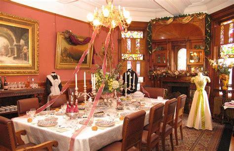 dining room  craigdarroch castle