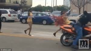 An American Idol Is Videod Being Hit By A Motorcycle