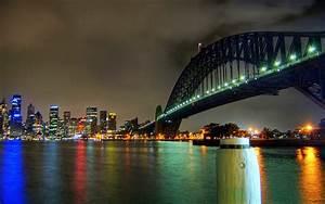 Sydney Harbour Bridge High Quality Wallpaper - HD Wallpapers