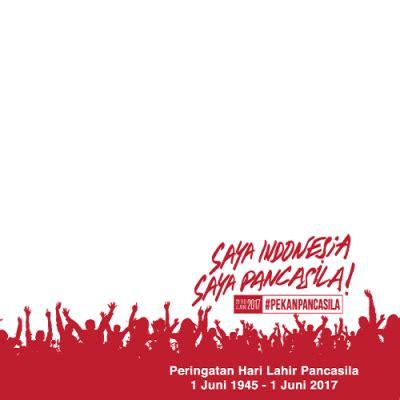 pekan pancasila  awareness campaign isupportcause