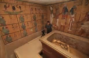 King Tut Tomb Secret Chamber