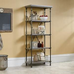 Canal Heights 4 Shelf Bookcase Leeds Office Furniture
