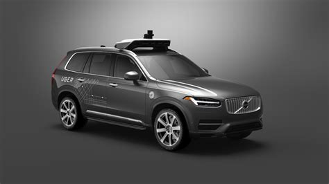 Volvo + Uber Send Their Self Driving Cars Into Pittsburgh